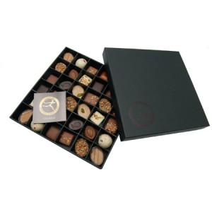 Namnsdagspresent Choklad